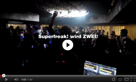 This is Superfreak! @ SASS (Full HD Video)